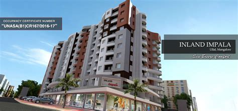 Inland Impala Commercial And Residential Apartments Ullal
