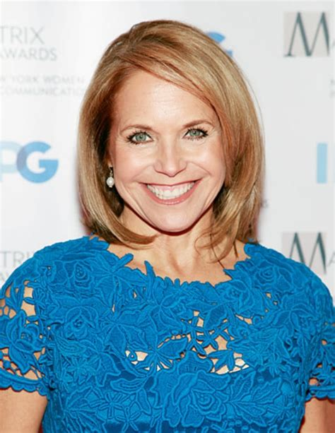 katie couric hairstyles over the years april 23 2012 katie couric s hair evolution us weekly