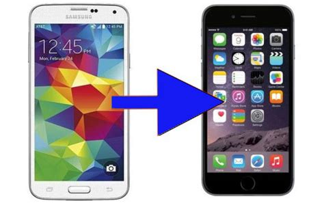 transfer content easily from android smartphone