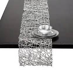 nest runner runners table linens tableware z gallerie