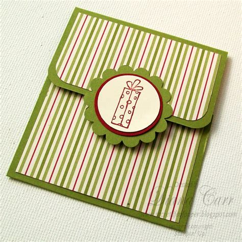 Holiday Gift Card Holders - the secret life of paper jolly holiday gift card holders