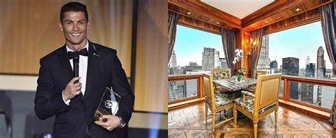 la casa di cristiano ronaldo cristiano ronaldo compra casa di lusso in centro a ny