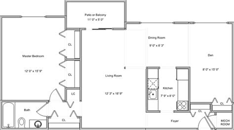 floor plan square footage calculator how to calculate square footage of a room