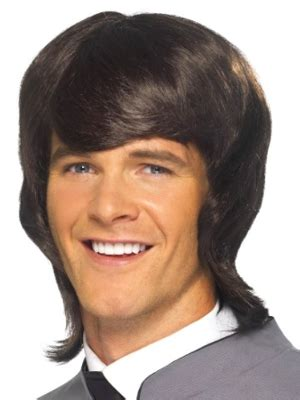 50s hair wigs for men 50s wigs for men 60s wigs for men 80s wigs for men