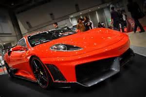 Lamborghini Tuners F430 Gets Lamborghini Sv Tuning Autoevolution
