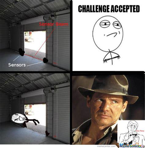 Door Meme - garage door ninja by afreaknwatard meme center