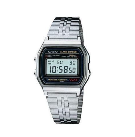 Sp Neon Optic Lu Usb Mouse orologio orologi uomo casio iluminator vintage a158wa