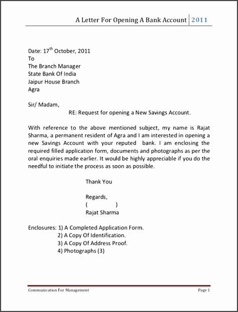 bank charges letter template sampletemplatess