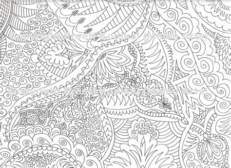 abstract coloring pages hard coloring pages abstract designs easy az coloring pages