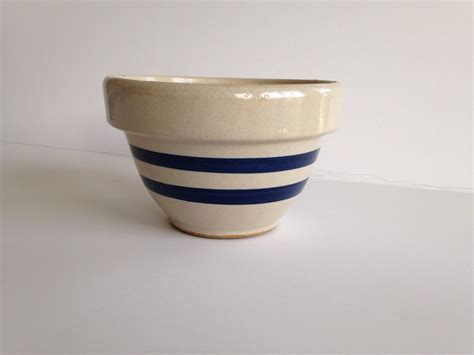 bead store roseville vintage roseville pottery mixing bowl crock mixing bowl with