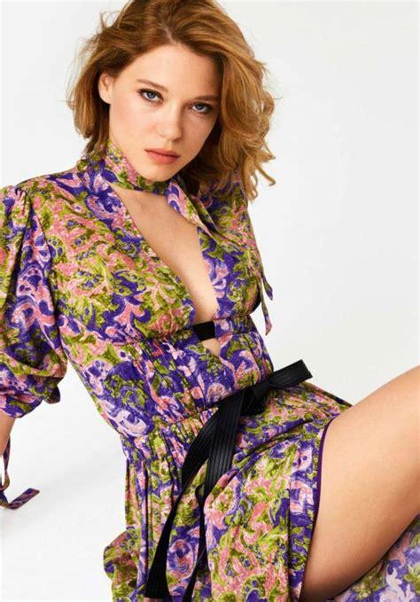 lea seydoux street style 2018 l 233 a seydoux elle magazine france may 2018
