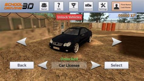 download mod game real driving 3d school driving 3d for android free download school