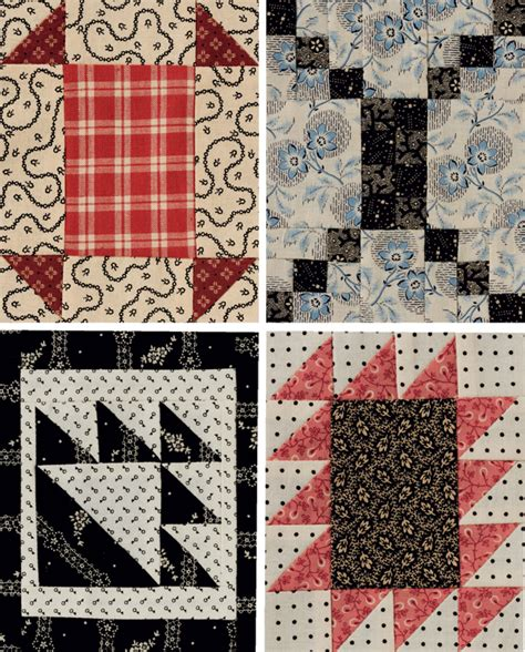 Classic Quilt Blocks by Repro Assemble 182 Twists On Civil War Style
