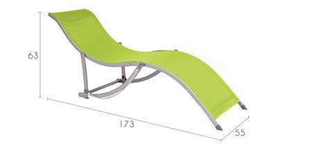 chaise longue jardin pas cher chaise longue vert anis 3 transat jardin pas cher uteyo