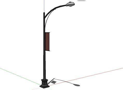 Google Autodesk blocchi cad e librerie arredo urbano lampione stradale