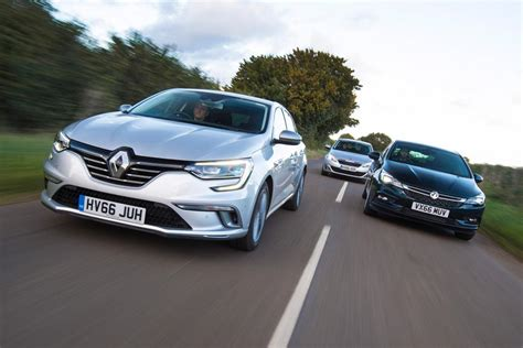 renault megane vs vauxhall astra vs peugeot 308 pictures