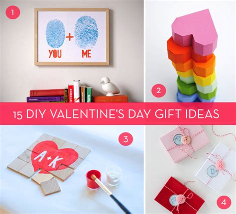 diy valentine gifts a very valentine s day roundup 15 diy v day gift ideas