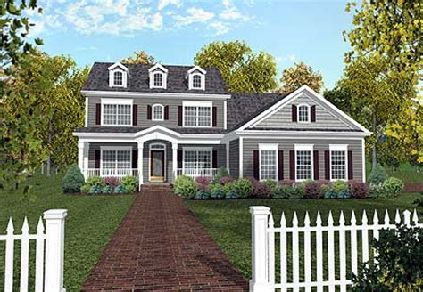 traditional house plans with porches plan 20029ga cozy porch and in law suite screened