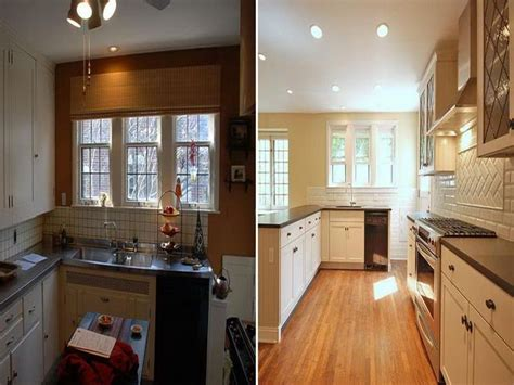 renovated kitchen ideas 25 best images about kitchens before and after on
