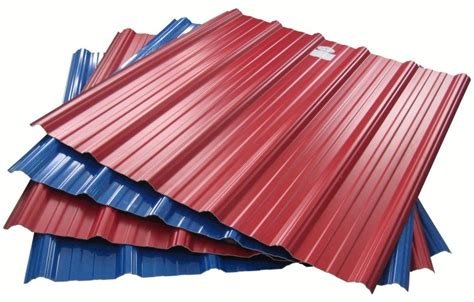 Roofing Sheets China Heat Preservation Pvc Plastic Corrugated Coated
