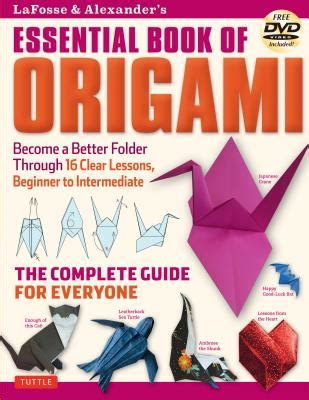The Complete Book Of Origami - origami crafts hobbies opentrolley bookstore singapore