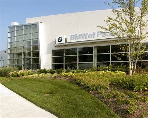 Bmw Service Center by Bmw Service Center Tocci Building Corporation