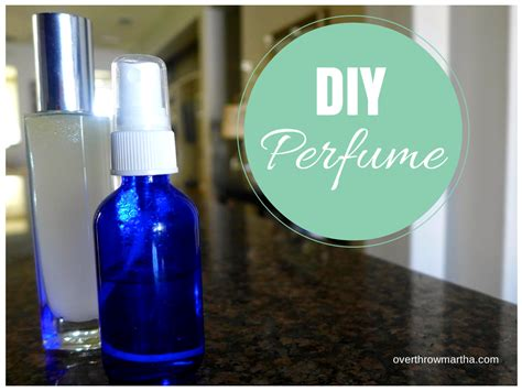 How To Make Scented L by Diy Perfume Your Signature Scent Overthrow Martha