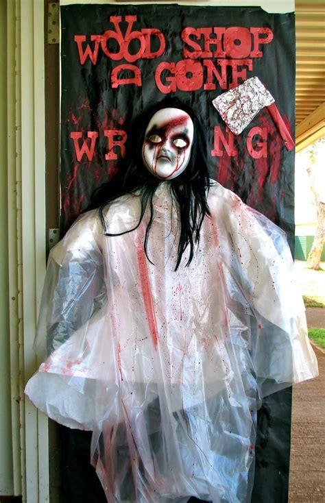 scary door decorating contest ideas highlands intermediate student activities door
