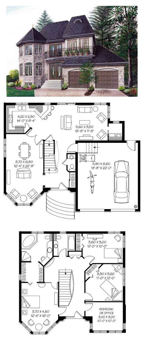 527 Best Floor Plans Sims3 Images On Pinterest House Sims House Plans