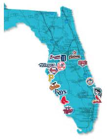 baseball florida map 2016 florida map