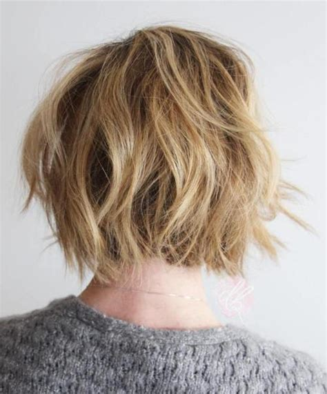 inverted shag hairstyles short shaggy inverted bob hairstylegalleries com