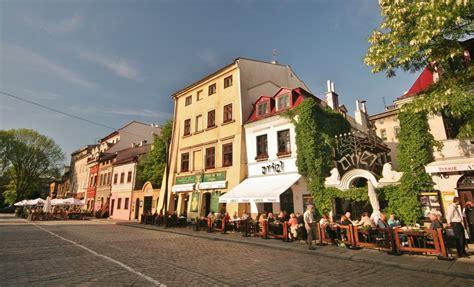 House Courtyard by Kazimierz The Old Jewish Quarter In Krak 243 W Poland