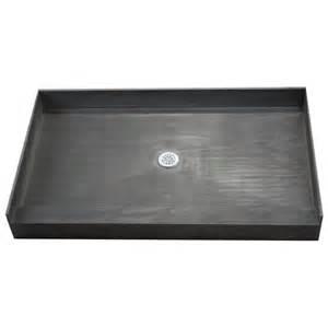 tile ready shower tile ready shower pan 30 x 60 right pvc drain rakuten