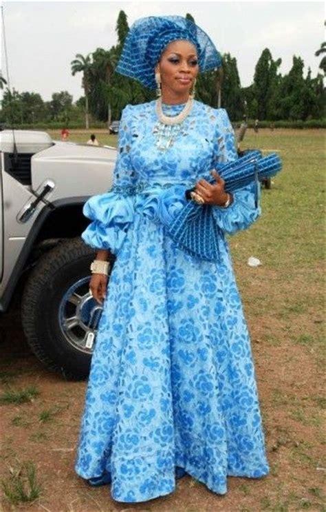 aso ebi nigerian women outfits select a fashion style blue aso ebi designs