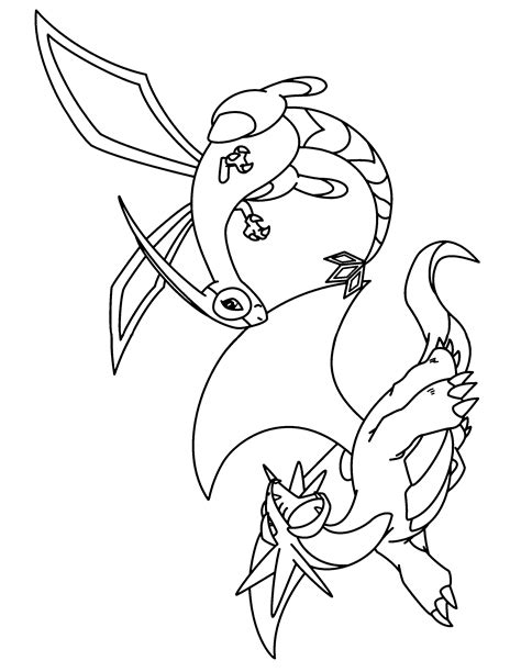 pokemon advanced coloring pages color pokemon groups pokemon advanced coloring pages color pokemon groups