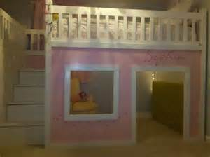 How to build a full size loft bed with stairs dec amazing wood