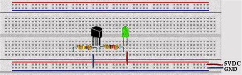 resistors and led s 101 transistors 101