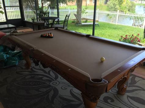 used pool tables for sale by owner used pool tables for sale jacksonville florida