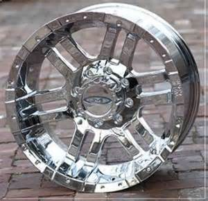 16 Inch Chrome Truck Wheels 18 Inch Chrome Wheels Rims Xd 795 Ford F250 350 Superduty