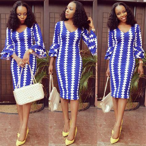 latest simple ankara styles aso ebi styles simple gown dezango fashion zone