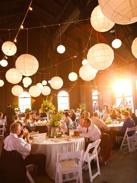 How To Make Paper Hanging Lanterns - hanging paper lanterns