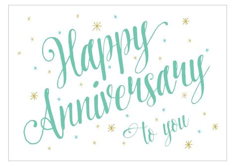 printable work anniversary cards 16 free anniversary cards you can print