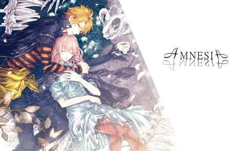 otome games wallpaper amnesia wallpapers wallpaper cave