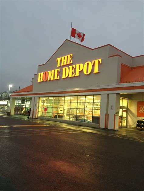 the home depot opening hours 343 36th st ne calgary ab