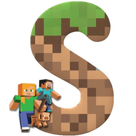 free printable minecraft alphabet letters minecraft letter d pictures to pin on pinterest pinsdaddy