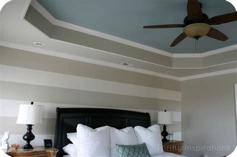 How To Paint A Tray Ceiling In A Bedroom 20 Beautiful Rooms With Tray Ceilings Page 4 Of 4