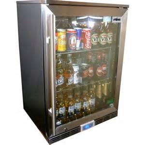 Bar Fridge Rhino Energy Efficient Alfresco All Stainless Outdoor