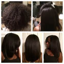 pressed hairstyles what is a silk press how to prevent heat damage