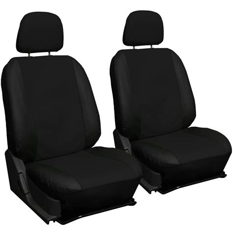 Leather Seat Covers by Ebay