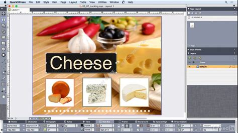 video tutorial quarkxpress دانلود quarkxpress tutorial series آموزش دوره های کوارک